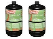 View Coleman Propane Gas Cylinder Twin Pack