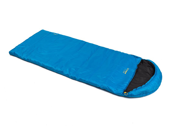 View The Navigator (Basecamp) Sleeping Bag - Blue