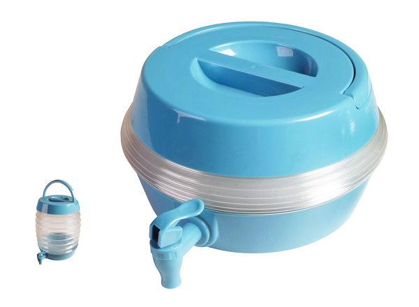 View KEG Collapsible Water Dispenser 3.5 Litre