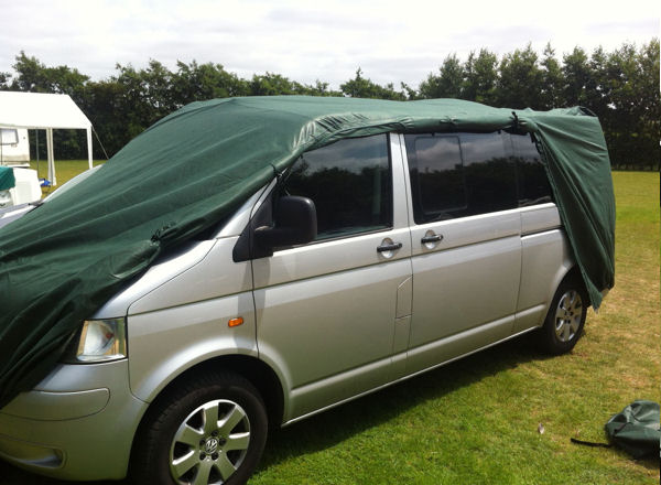 Additional Image Of Kampa Breathable VW Camper Van Cover T4 T5 Or Transporter