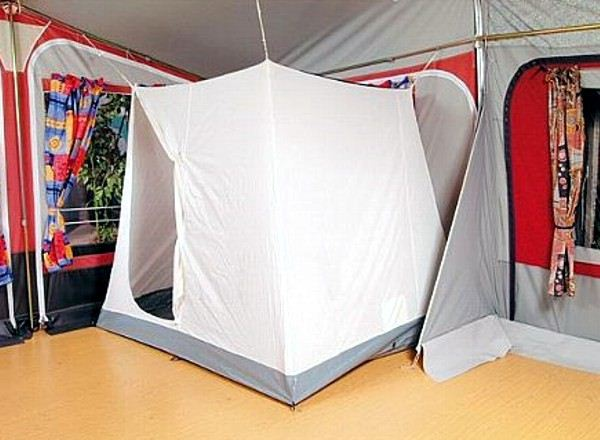 Additional Image of Sunnc& 2 Berth Caravan Awning Inner Tent [CLICK TO VIEW] & Sunncamp 2 Berth Caravan Awning Inner Tent | Skyblue Leisure