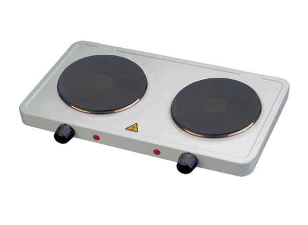 Additional Image Of Kampa Double Electric Hob CLICK TO VIEW