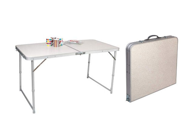 Amazing Additional Image Of Kampa Bi Fold Table [CLICK TO VIEW]
