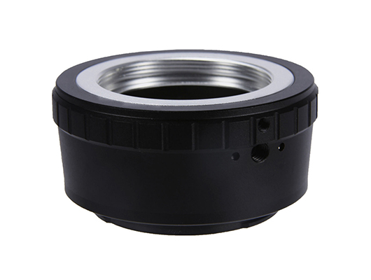 UK Stock M42-AI M42 Screw Fit Lens to Nikon AI F Mount Brass Adapter Ring