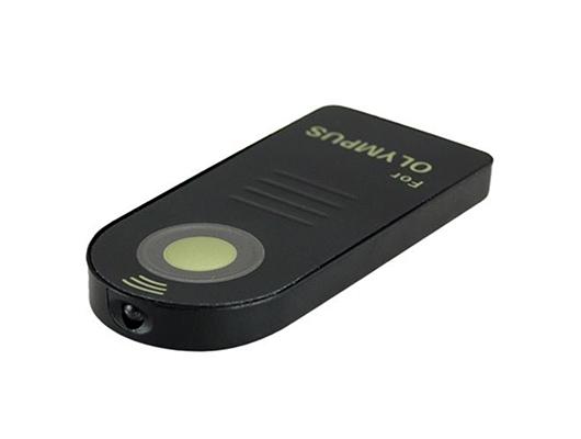 Control remoto inalámbrico IR OLYMPUS E1 E10 E20 E100RS E300 E330 E400 UK